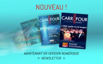 Carrefour Média, nouvelle formule