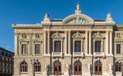« Grand Théâtre de Genève et communication: quelle stratégie pour la plus grande institution culturelle de Suisse romande ?   »