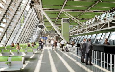 Le rayonnement de la Genève internationale passe par l'aéroport