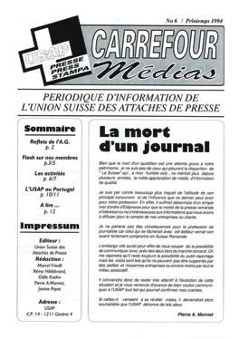 CARREFOUR MEDIA No 06