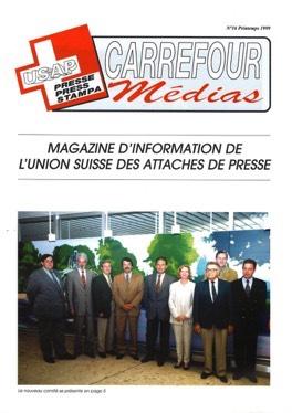 CARREFOUR MEDIA No 16