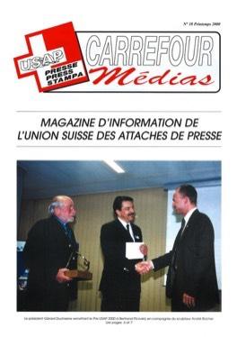 CARREFOUR MEDIA No 18