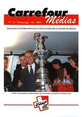 CARREFOUR MEDIA No 24