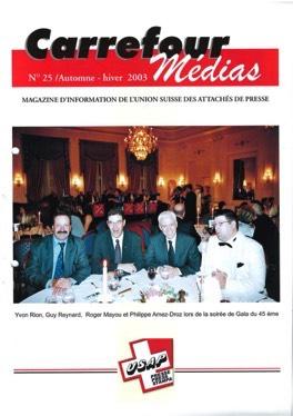 CARREFOUR MEDIA No 25