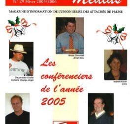 CARREFOUR MEDIA No 29