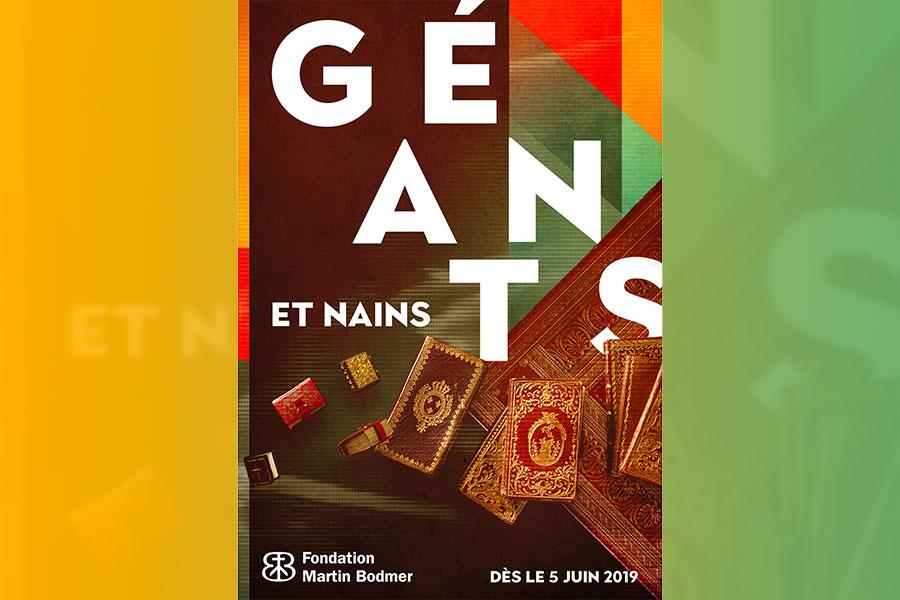 Fondation Martin Bodmer – exposition «Géants et Nains»