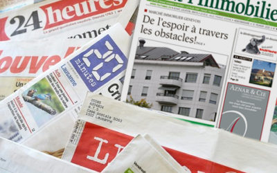 « Les nouveaux défis du Club Suisse de la Presse »